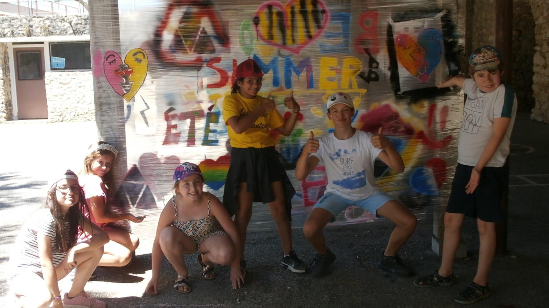 Les pré-ados et le street-art, une histoire d'amour